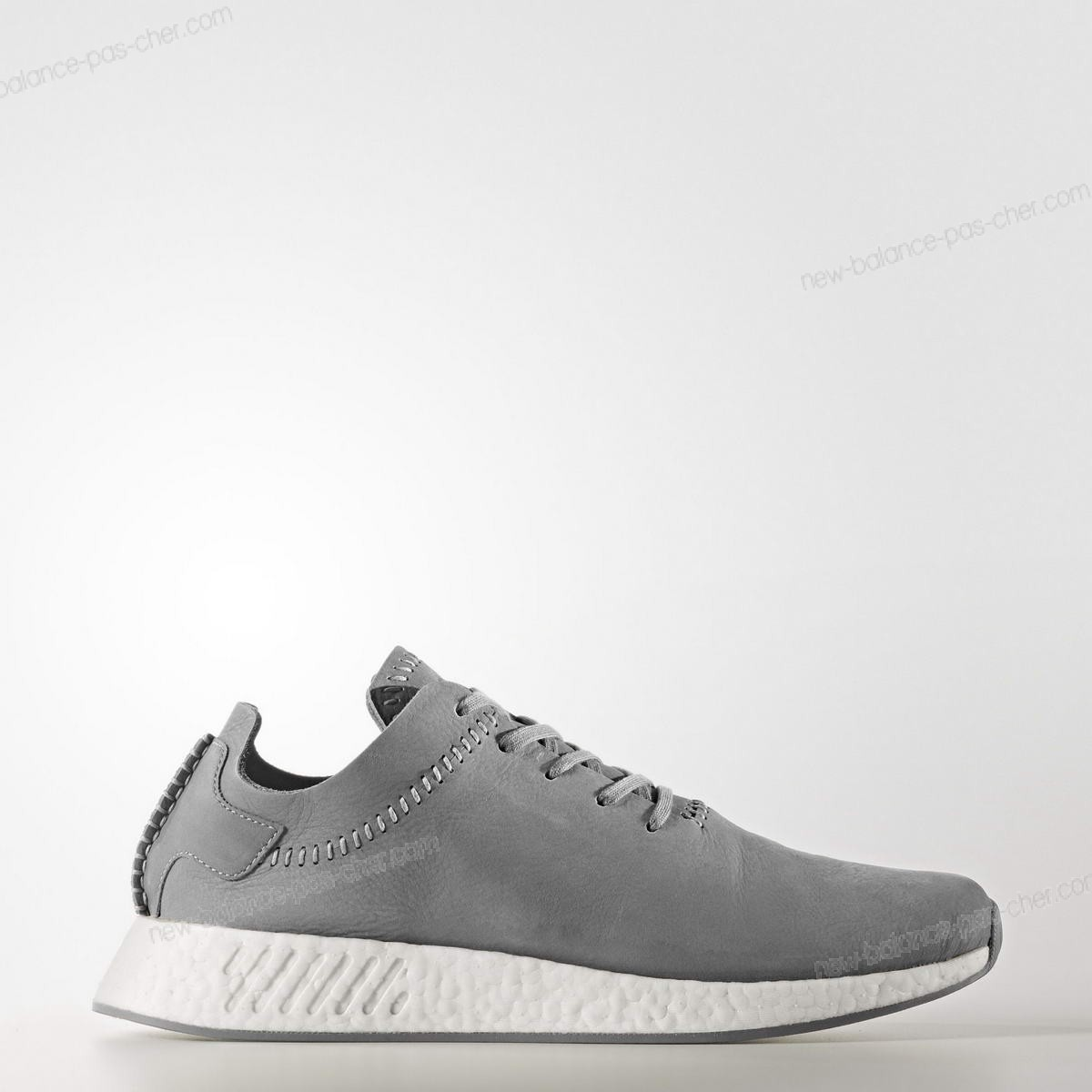 Adidas x Wings + Horns Nmd_r2 Cenduité En Cuir Couleur Unie ★ ★ - Adidas x Wings + Horns Nmd_r2 Cenduité En Cuir Couleur Unie ★ ★-31