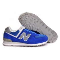 New Balance 574 Femme Classics Bleu Gris Europe Magasin Officiel ✔ ✔ ✔-20