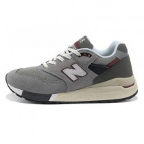 New Balance 998 Homme Gris Blanc Boutique Paris Style Attachant ⊦ ⊦ ⊦-20