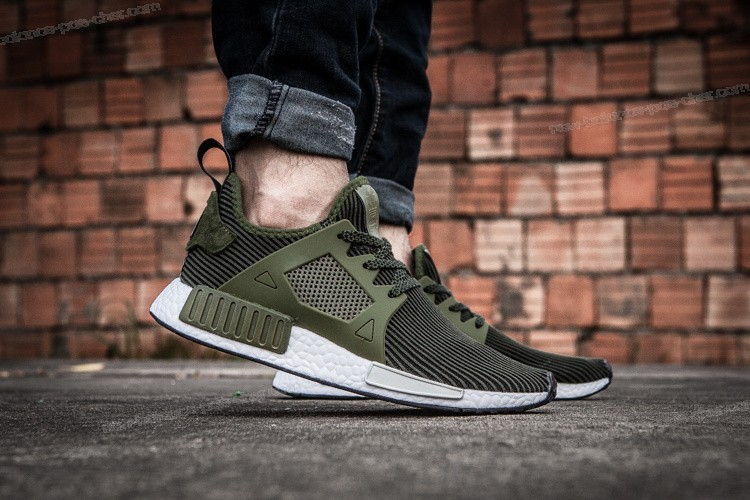 Adidas Homme Originals Nmd Xr1 Olivier ★ ★ ★ Style Charmant - Adidas Homme Originals Nmd Xr1 Olivier ★ ★ ★ Style Charmant-01-4